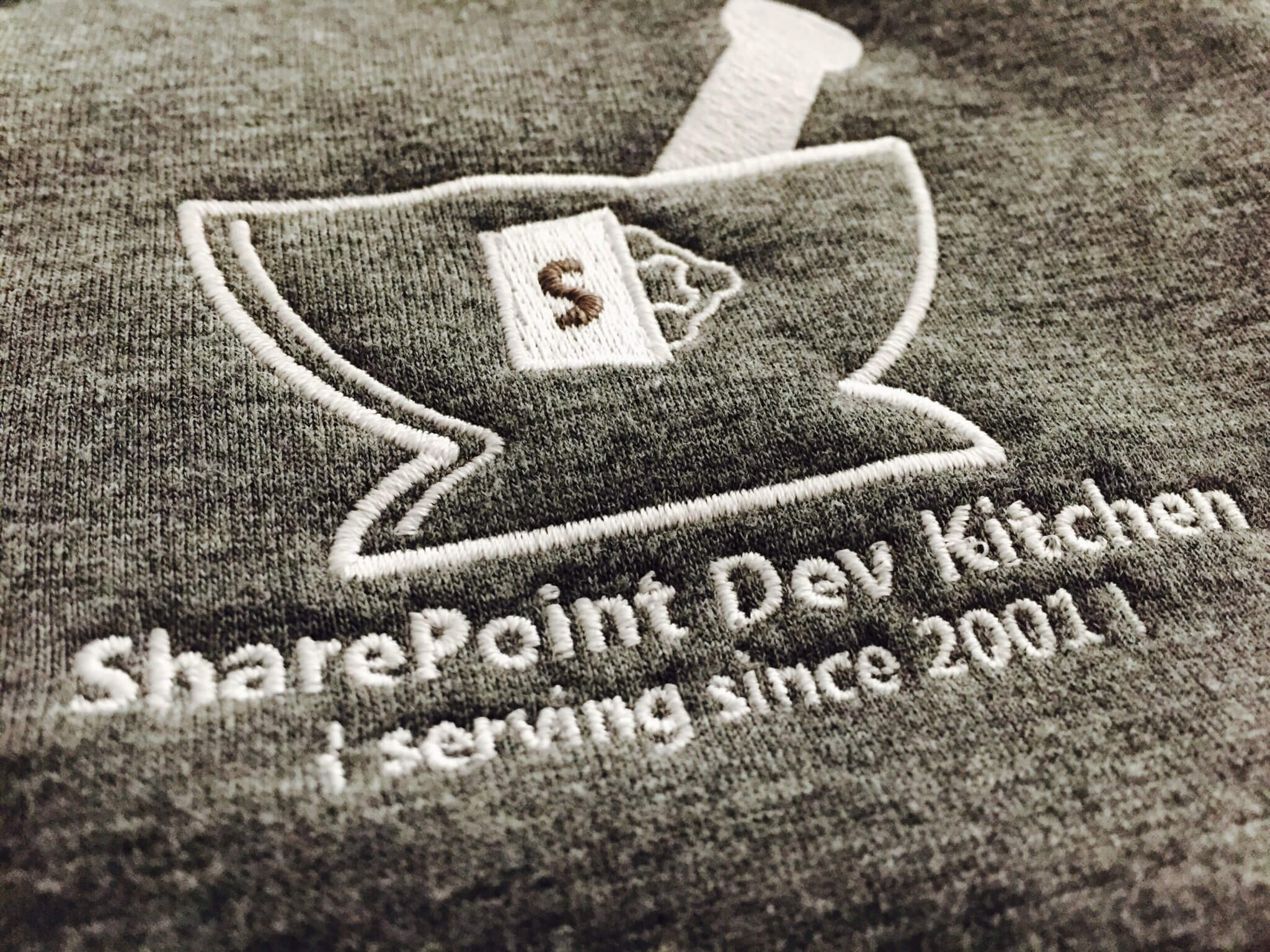 SharePoint Dev Kitchen - servicing since 2001
