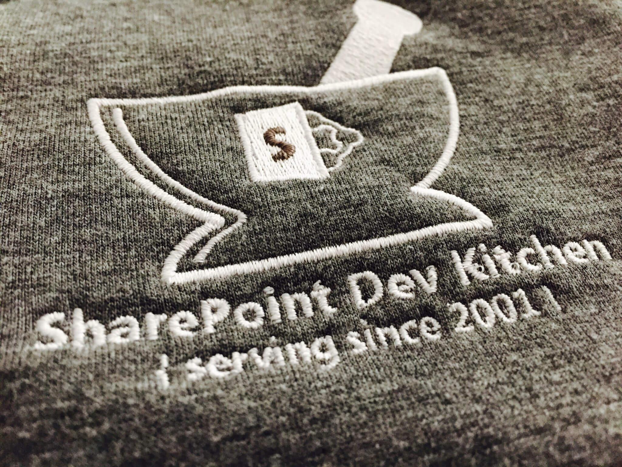 SharePoint Dev Kitchen - servicing since 2001