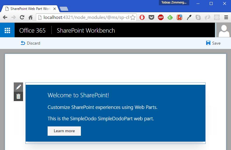SharePoint Framework