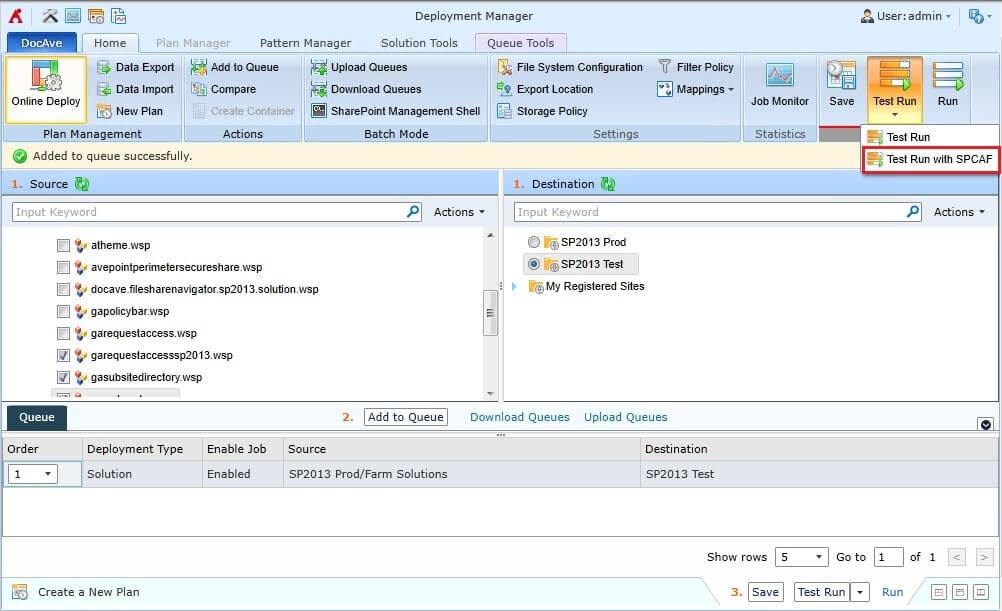 SharePoint customizations