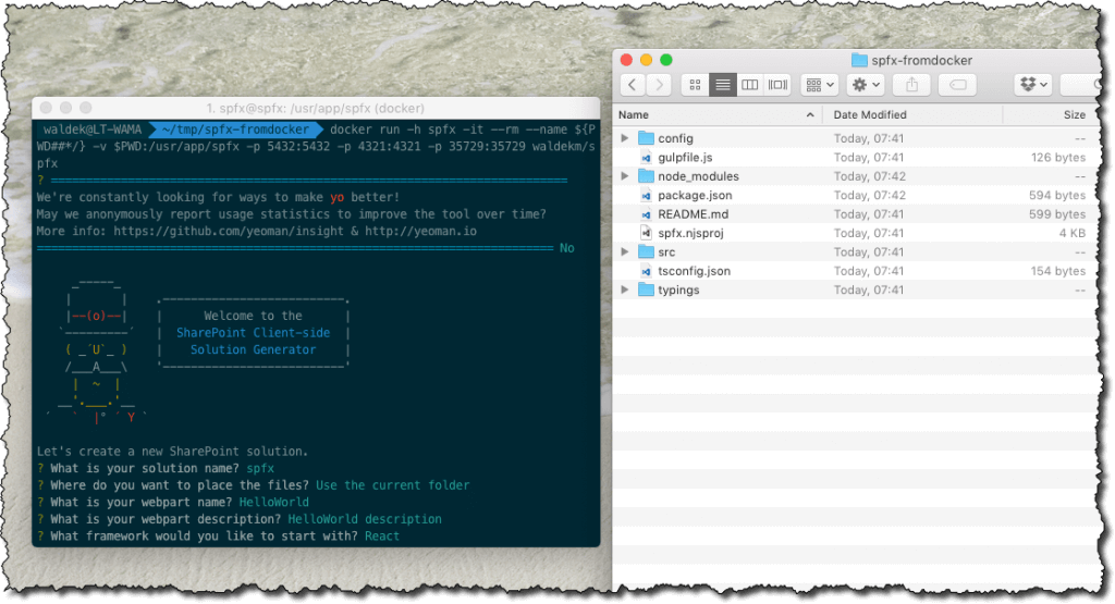 spfx-docker-project-files-host