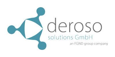 Logo Deroso Solutions