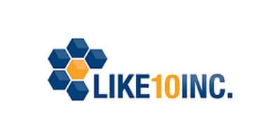 Logo Like 10 Home