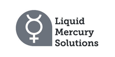 Logo Liquid Mercury Solutions