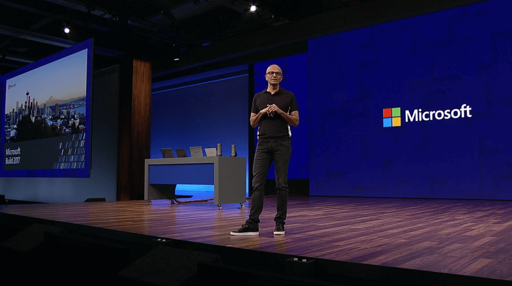 Satya Nadella to open Build 2017 keynote