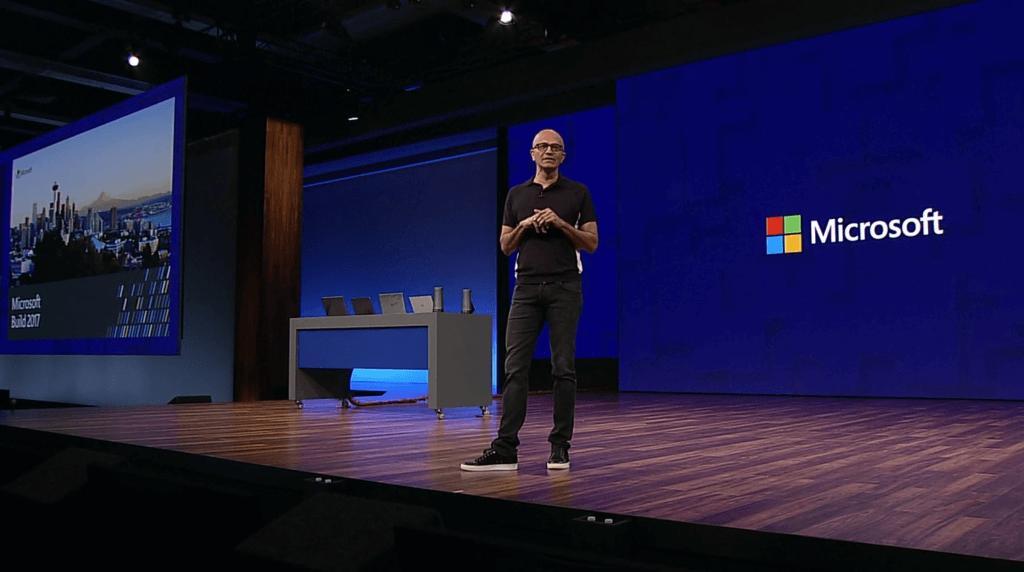 Satya Nadella to open Build 2017 keynote