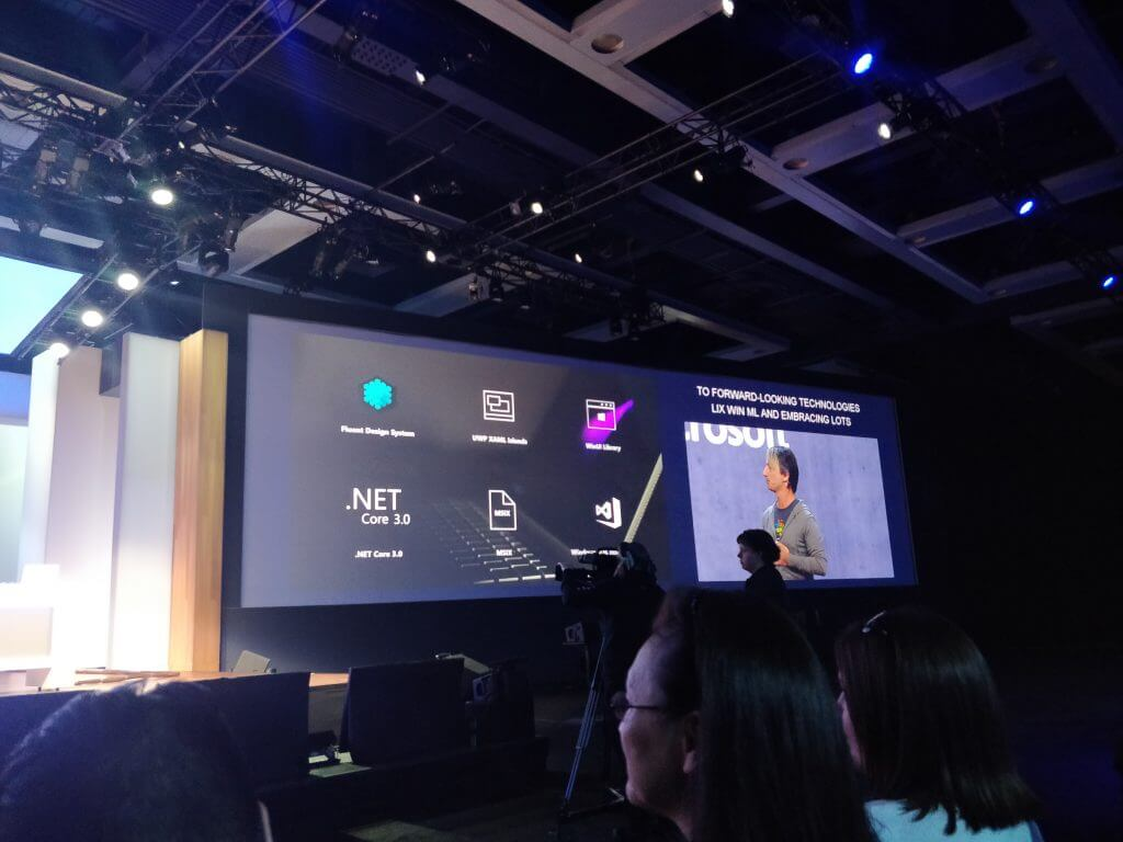 Recap of announcements from Microsoft's Build 2018 Day 2 Keynote