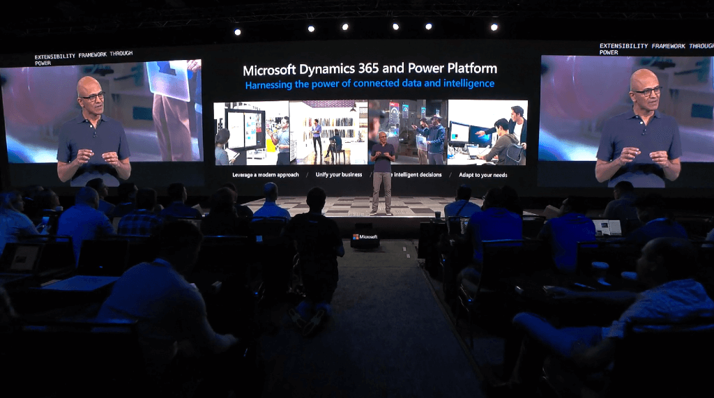 Recap of announcements from Microsoft Build 2019 Vision Keynote