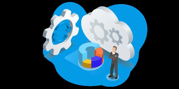 In-text image 2 Cloud management - Cloud service options