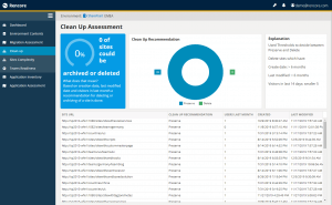 Rencore Migration Assessment Tool - Cleanup